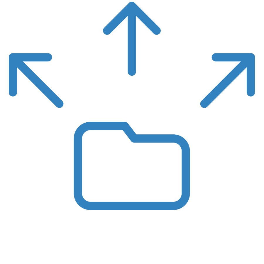 Icon for Content distribution